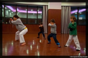 Capoeira for Kids in Shanghai