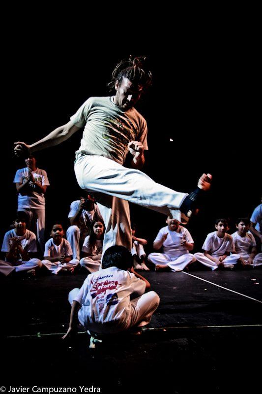 Contra Mestre Cipó / Capoeira Mandinga Shanghai