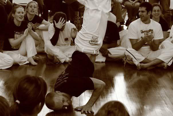 Mestre Pinga Fogo / Capoeira Mandinga Shanghai
