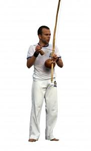Instrutor Diego Guerreiro (Capoeira Mandinga Shanghai)