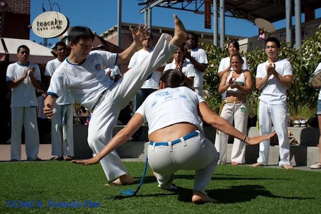 Instructor Ligeirinho / Capoeira Mandinga Shanghai