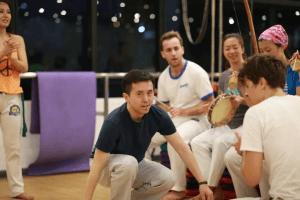 Finding balance: Work, Family & Capoeira